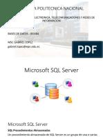 Sentencias SQL V