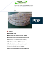 LED strip date sheet.pdf