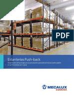 estanterias push-back