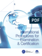 International Procedure Booklet