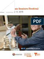 Greater Bendigo Seniors Festival 2016