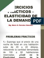 Sesion N_ 03 - Ejercicios Practicos - Elasticidad de La Demanda.