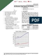 LP295x Adjustable Micropower Voltage Regulators With Shutdown