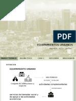 EQUIPAMIENTO URBANO -Deficit Salud Publica Lima Sur