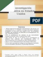 Instituciones Que Se Dedican a La Investigación en EUA