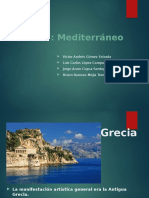 Etruscos y Prerromano