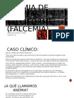 Anemia de Células Falciforme (Falcemia)