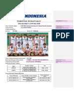 Contoh Pengisian Formulir Pendaftaran Basket Cowok JR.bl 2012