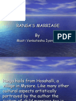 Rangas Marriage class 11