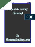 Evoporative Cooling