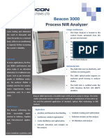 Beacon 3000 Process Nir Analyser