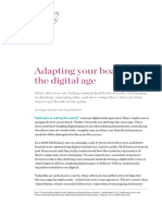 Adapting Your Board to the Digital Age