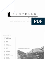 Castello imports catalogue