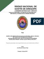 Tesis Consulta Académica Móvil - JEduardoQuispeTaipe