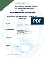 casos analogos Centro cultural
