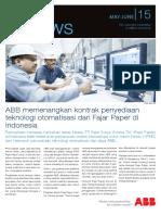 Enews_May June_2015 (Bahasa Indonesia)