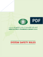 Electrical System Safety Rules(esr) - OETC