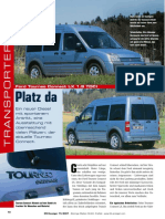 Ford Tourneo Connect 1507