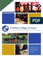 Chiltern Edge School Prospectus 2016-2017