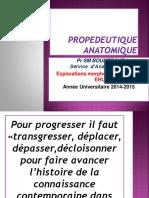 Anato Boukerche-propedeutique Anatomique
