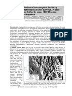 Characterisation of seismogenic faults by means of reflection seismic surveys. A case study in the Colfiorito area