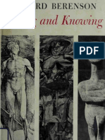Seeing and Knowing (Art eBook)