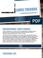 louis theroux powerpoint