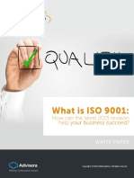What is ISO 9001- - 9001Academy