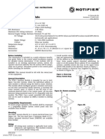 Notifier FZM 1 Interface Module