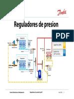 1-4 Reguladores de Presion Tipo KV