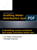 Draft Water Distribution Systems