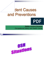 Accident Causes and Preventions