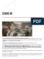 Sobre Mí _ Pedro Sánchez Castejón