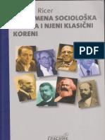 Ritzer - Savremena sociološka teorija i njeni klasični koreni I.pdf