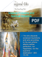 Material Problems and Spiritual Solutions 1215827830563118 9