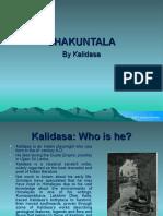 SHAKUNTALA by Kalidasa.ppt