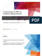 Audience Measurements