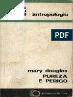 MARY DOUGLAS. Pureza e Perigo (Livro Completo)