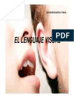 El Lenguaje Visual 1