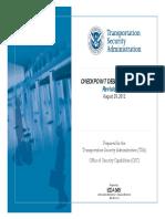 Checkpoint Design Guide (CDG) Rev 4 0