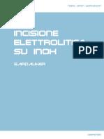 incisione elettrolitica