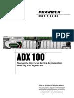 Adx100 Om Reva[1]