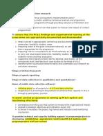 PAR Participatory Action Research