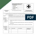 Sop Prosedur Monitoring Pasien Selama Proses Rujukan
