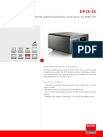 DP2K 6E Specifications