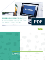 Facebook Marketing passo a passo para sua estratégia de marketing digital