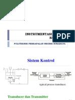 Instrumentasi Sistem Kontrol