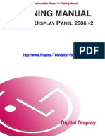 Sample Preview Plasma Tv Repair Training Manual