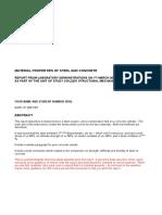 Civl2201 2015 Laboratory Materials Template