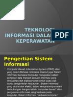 Teknologi Informasi Dalam Keperawatan
